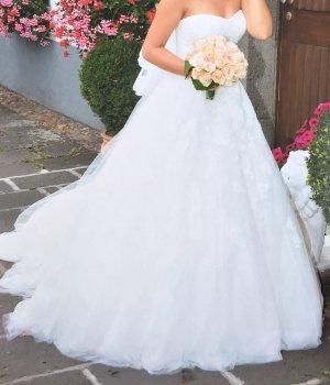 Brautkleid Pronivias Prinzessinnen-Stil