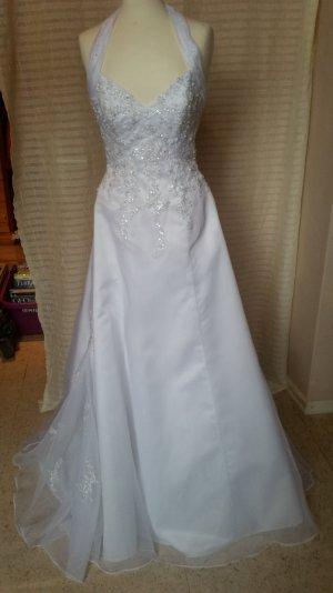 Brautkleid reich bestickt viel Bling-Bling NEU!!! Gr. 36 NP 700 €!!