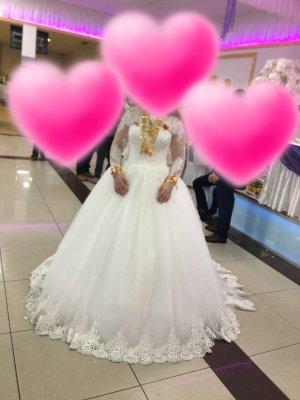 Brautkleid SIMACOUTURE glitzer tüll