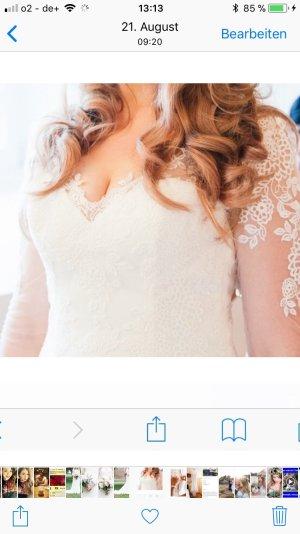 Wedding Dress oatmeal