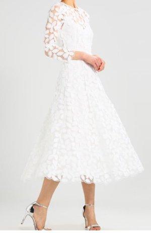 Brautkleid, Standesamt, Hochzeit, weiß