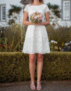 Hugo Boss Wedding Dress white-natural white
