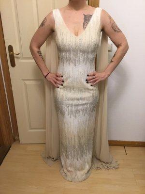 Wedding Dress white-pink