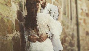 Asos Robe de mariée multicolore