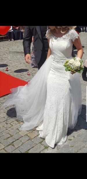 no name Robe de mariée blanc cassé