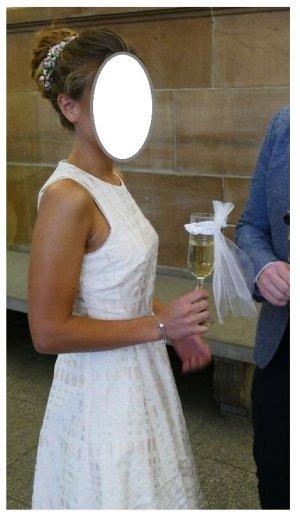 Brautkleid / Standesamtkleid / Weißes Kleid