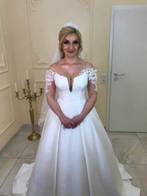 Brautkleid (unterteil Abnehmbar)