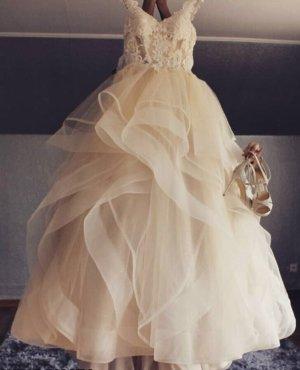 Brautkleid Verlobungskleid Randy Fenoli Bridal