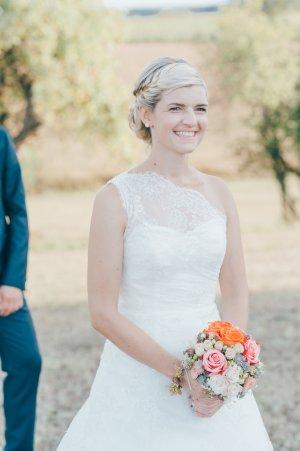 Brautkleid Vintage mit Spitze
