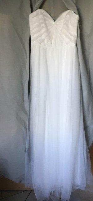 Asos Robe de mariée blanc