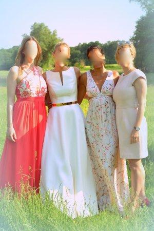 Brautkleid von belgischem Designer Marylise