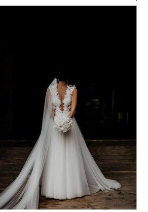 Brautkleid von Daalarna Couture