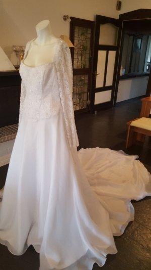 Brautkleid von Dimitrios in weiss Grösse 40