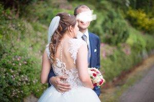 Sposa Toscana Abito da sposa bianco