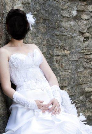 Brautkleid von Oksana Mukha