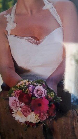 Brautkleid von REMBO, sehr schick, knielang, gr. 38