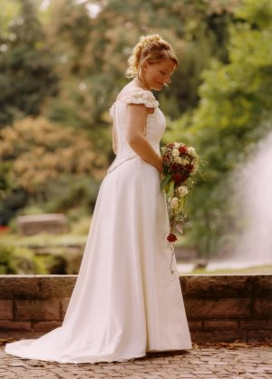 Brautkleid zweiteilig, Matrimonia