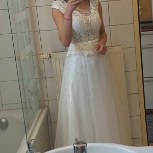 & other stories Wedding Dress white