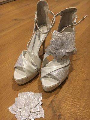 Brautschuhe - Menbur - NEU und UNGETRAGEN
