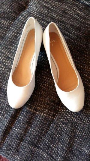 Brautschuhe/Schuhe in weiß