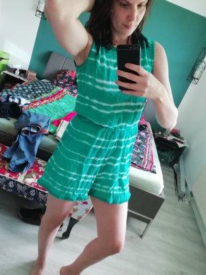 Brave Soul Jumpsuit Playsuit Batik Dip Dye Hippie