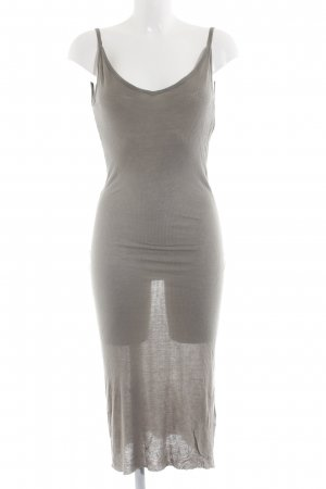 Brave Soul Maxi Dress light grey casual look