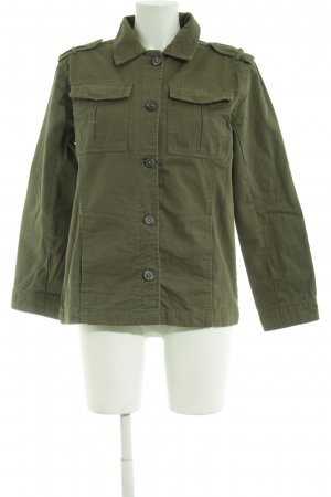 Brave Soul Between-Seasons Jacket khaki casual look
