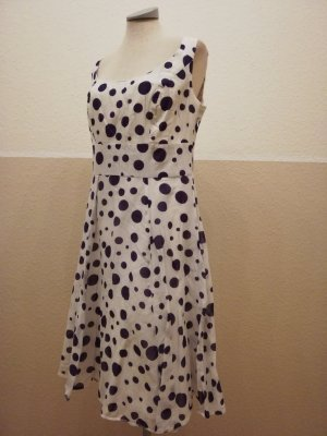 A Line Dress multicolored cotton