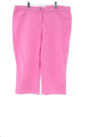 Brax 3/4-Hose pink Casual-Look