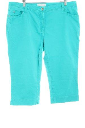 """Brax Pantalon 3/4 """"Jana MT-WA"""" turquoise"""
