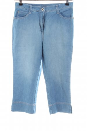 Brax 3/4 Length Jeans blue casual look
