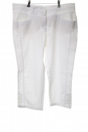 Brax Jeans a 3/4 bianco stile casual