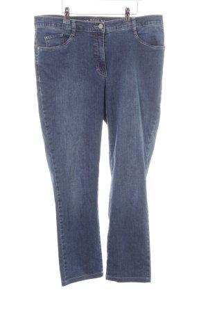 Brax 7/8 Jeans blau Casual-Look