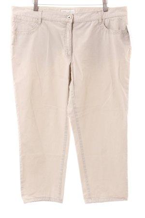 Brax Jeans a 7/8 grigio chiaro stile semplice