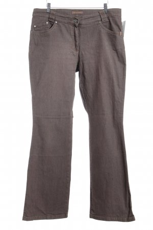Brax Boot Cut Jeans braun-dunkelbraun Casual-Look