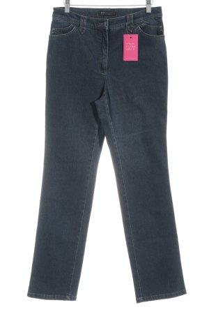 Brax Boot Cut Jeans dunkelblau 80ies-Stil