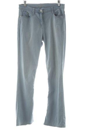Brax Boot Cut Jeans himmelblau Casual-Look