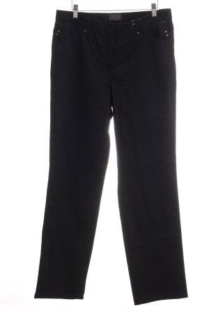 Brax Boot Cut Jeans schwarz Casual-Look