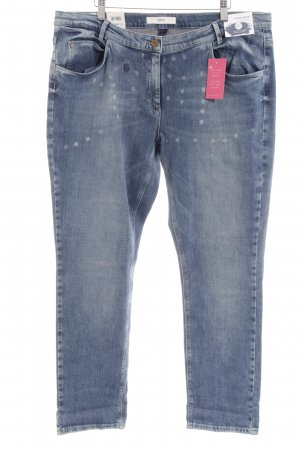 Brax Jeans boyfriend motivo a pallini stile boyfriend
