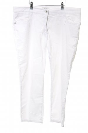 Brax Boyfriend Jeans white casual look