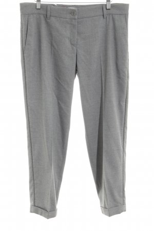 Brax Pleated Trousers light grey business style