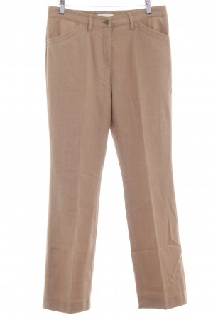 Brax Bundfaltenhose camel Business-Look