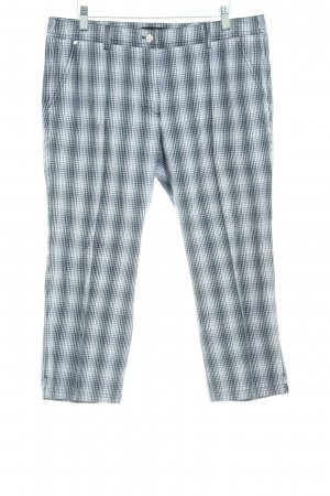Brax Capris check pattern athletic style