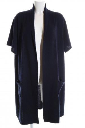 Brax Cardigan blau Casual-Look