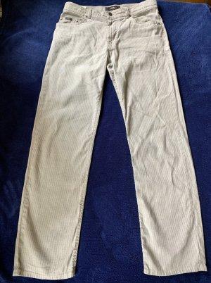 Brax Pantalón de lino gris claro Lino