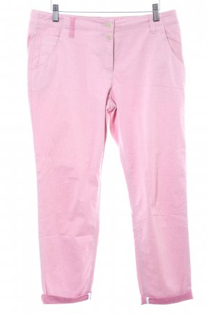 Brax Chinos dusky pink casual look