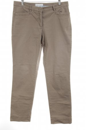 Brax Chinohose beige Casual-Look
