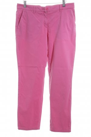 Brax Chinohose pink Street-Fashion-Look