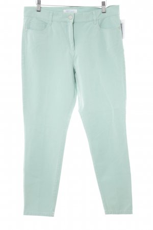 Brax Chinos turquoise casual look