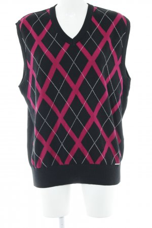 Brax Fine Knitted Cardigan graphic pattern casual look
